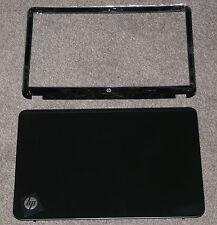 BRAND NEW GENUINE HP ENVY 6-1012 6-1100 6-1126 SLEEKBOOK LCD LID COVER BEZEL SET