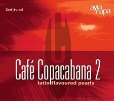 Cafe Copacabana 2     2CDs De Phazz The Timewriter Yonderboi