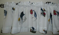 Custom Valance~ Batman and Robin~  Pottery Barn Kids Fabric 62 by 15