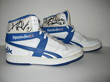 Dennis Rodman Game Used Worn Signed Detroit Pistons NBA Sneakers Proof