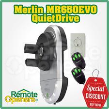 Merlin Chamberlain Garage Roller Door Opener (2 Pieces) (MR650EVO)