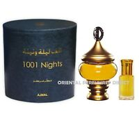 1001 NIGHTS 3ML By AJMAL Premium Arabian Perfume Oil Itr Attar - Amazing Scent