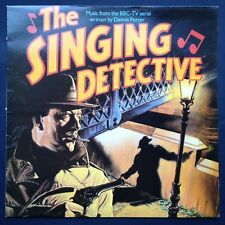 Dennis Potter el canto detective TV BANDA SONORA OST LP 1986 BBC Joanne Whalley