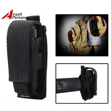 14cm Adjustable Molle Belt Utility Tools Pouch/Flashlight Holster/Knife Case Bag