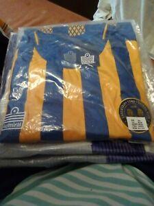 SHREWSBURY TOWN FC Admiral Home Football Shirt 2020-2021 Size 5xl