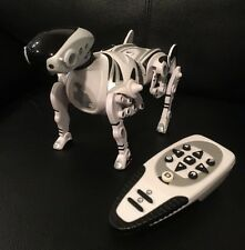 Robopet Robodog WOWWEE avec Télécommande 2005