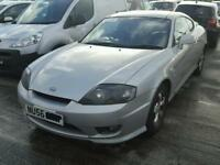 BREAKING HYUNDAI COUPE 1.6 2.0 or V6, 2002-9 All Colours Spare