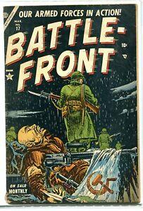 BATTLE FRONT # 17