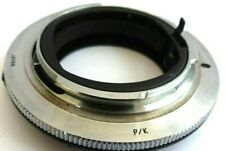 Tamron Adaptall 2 - P/K Lens Mount Adapter with Aperture DIal.