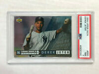 DEREK JETER 1994 Upper Deck Prospects RC #550! PSA NM 7! YANKEES! CHECK MY ITEMS
