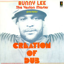 BUNNY LEE The Version Master CREATION OF DUB NEW VINYL LP £9.99