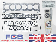 *NEW* GENUINE NISSAN SKYLINE R33 GTST RB25DET ENGINE GASKET KIT 10101-17U29