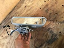 2010-2013 Mercedes-Benz W221 S550 S400 S350 CL550 Rear view mirror Lamp HomeLinK