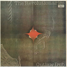 The Revolutionaries - Outlaw Dub (Trojan Records - 33T Vinyle) 1979