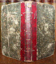 1804 The Little HERMITAGE Translated from the French JAUFFRET Children Book