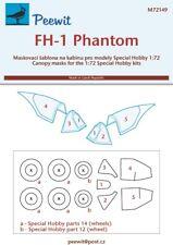 Peewit 1/72 McDonnell FH-1 Phantom # PEE72149