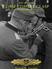 Durante The German Close Combat Clasp of World War II Nahkampfspange Militaria