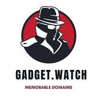 Gadget.Watch One Word Domain Name For Sale  - Startup Business