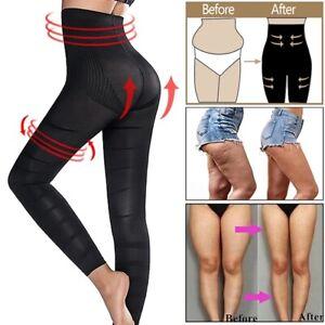 DE SCULPTING SLEEP LEG SHAPER Pants Legging Socks Women Body Shaper Panties