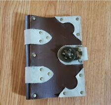 Leatherbound Journal Cover