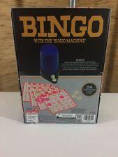 Cardinal Bingo Game With Bingo Machine NEW