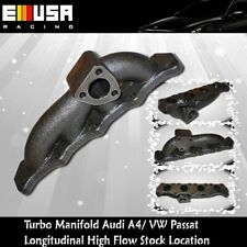 Turbo Manifold 96-05 Audi A4 Longitudinal/98-05 VW Passat Longitudinal High Flow