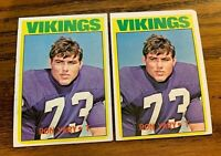 1972 Topps #104 Ron Yary RC - Vikings (2)