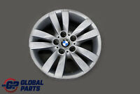 "BMW E90 E91 E92 E93 Dark Silver Alloy Wheel Rim 17"" Double Spoke 161 ET:34 8J"