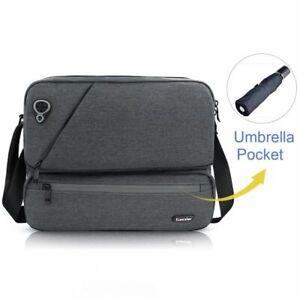 Crossbody Bags Electronic Accessories Organizer Storage Sling Messenger Bag