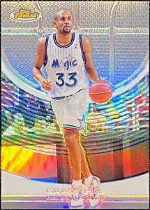 2005-06 Topps Finest Grant Hill Chrome Refractor /349 Orlando Magic #7