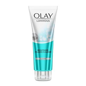 Olay Face Wash Luminous Brightening Foaming Cleanser, 100g (free shipping world)