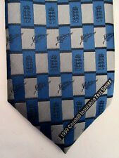 CORNHILL TEST SERIES CRICKET 1999 3.75 INCH POLYESTER NECK TIE