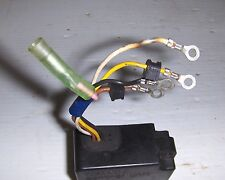 CONTROL UNIT ASSY OUT BOARD 6G5-85590-12-00 REMOVED FROM 1988 PROV150LG FW BOAT