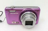 Fotocamera digitale Olympus VR-310 da 14 mega pixel 10x super wide photo hd