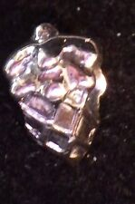 NAGARA UNBRANDED 925 Sterling Silver Ice Cream WAFFLE Cone Euopean Charm Bead