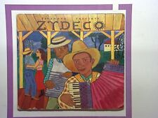 Various Artists - Zydeco (2001) CD Nr Mint