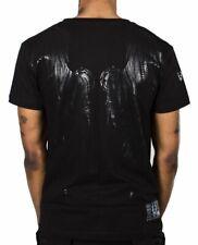 NEW CYBERDOG GIGA WINGS T-SHIRT BLACK/BLACK