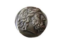 Grecque Antique, Macédoine, Philippe II, Tétradrachme 💥Réamorçage💥