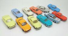 micro NOREV lot 11 Renault Floride caravelle et Butagaz Bon Etat d'origine1/86