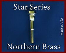 GR Trumpet Mouthpiece 4-66GP*** Northern Brass Mouthpieces by GR