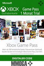 [Trial] Xbox Game Pass 1 Monat Mitgliedschaft Code - Xbox Live Download Key - DE