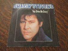45 tours SHAKIN' STEVENS you drive me crazy