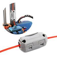 Limpiador de filamento de eliminación de polvo 1.75 mm 3 mm resistente a grie*ws