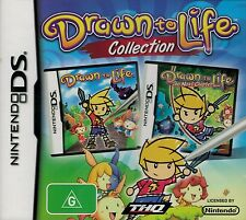 Drawn to Life Collection, Nintendo DS game Complete, Used