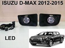 ISUZU Dmax D-Max LED Fog Lamp Spot light Clear LEN GroupSET 2012-2015 L&R Pickup