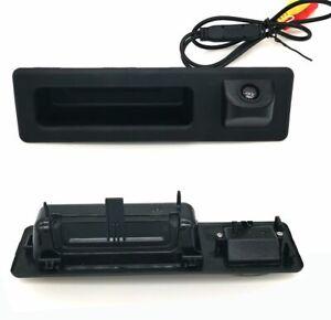 Car Rear View Trunk Handle Camera for BMW E53 E82 F30 F10 F11 X3 X4 X5 X1 M3 E92
