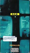 R.E.M. - Parallel VHS, 1995, Parental Warning: Unsuitable For Minors