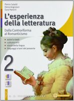 L'ESPERIENZA DELLA LETTERATURA 2, Cataldi, PALUMBO, cod.9788860172501