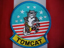 F-14 Tomcat Patch New Full Color Embroidered Hat Jacket Bag Coat