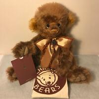 Charlie Bears 2016 ~Huggable PRINCE~ L/Ed. Mohair. An  Awesome Opportunity!